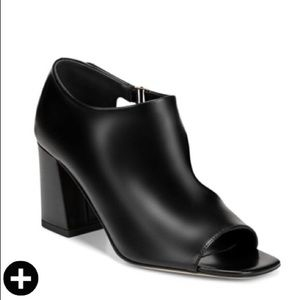 REDUCED Via Spiga Eladine Open Toe Bootie